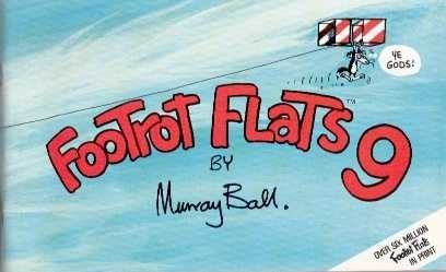 Murray Ball - footrot flats Issue #9