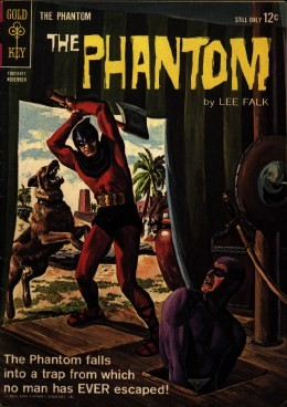 Gold Key - The Phantom Issue #9