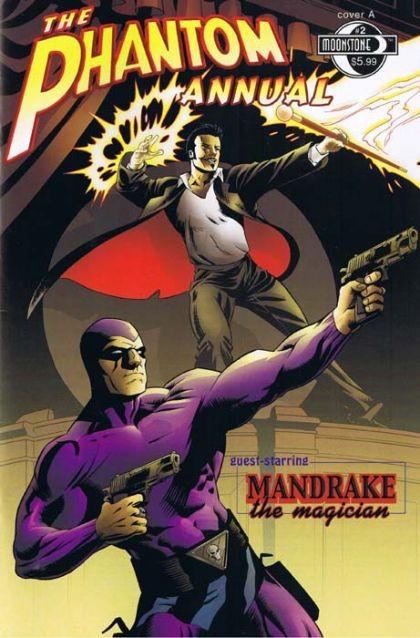 Moonstone - The Phantom Issue #Annual 2