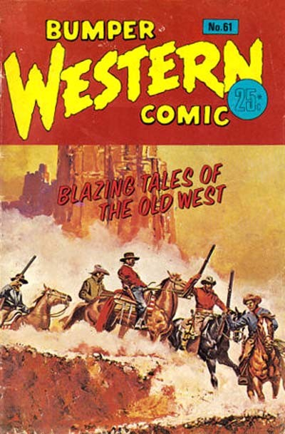 Bumper Western Comic  - Bumper Western Comic  Issue #61