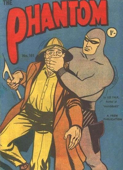 Frew - The Phantom Issue #101