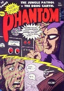 Frew - The Phantom Issue #1001