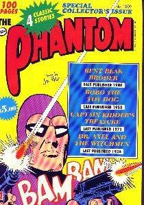 Frew - The Phantom Issue #1009