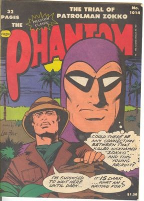 Frew - The Phantom Issue #1014