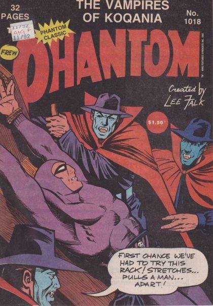 Frew - The Phantom Issue #1018