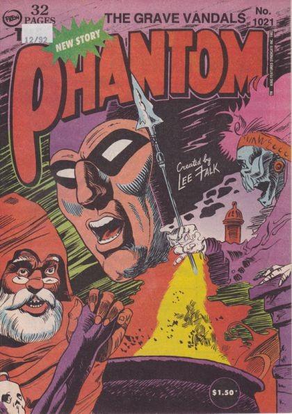 Frew - The Phantom Issue #1021