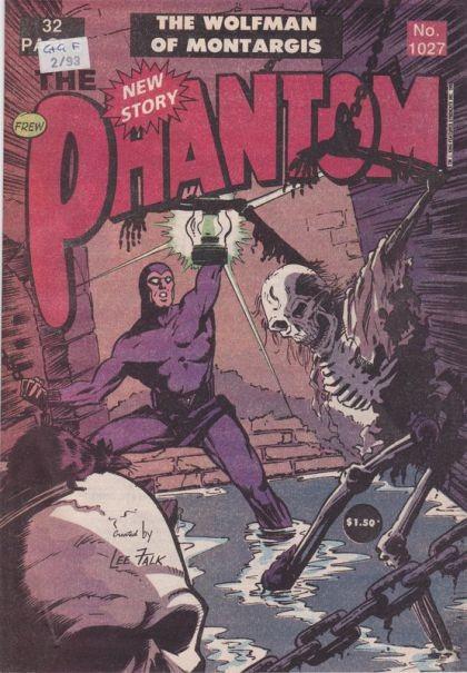 Frew - The Phantom Issue #1027