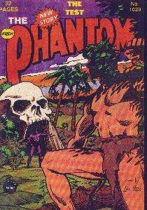 Frew - The Phantom Issue #1029