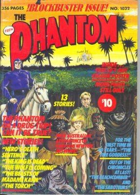 Frew - The Phantom Issue #1032