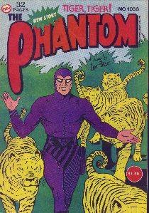 Frew - The Phantom Issue #1033