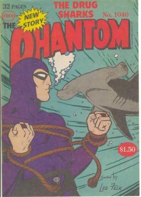 Frew - The Phantom Issue #1040