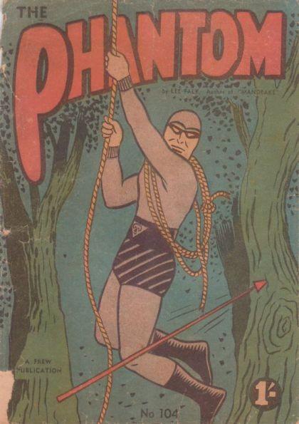 Frew - The Phantom Issue #104