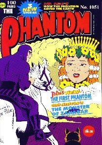 Frew - The Phantom Issue #1051
