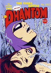 Frew - The Phantom Issue #1052