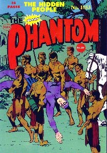 Frew - The Phantom Issue #1053