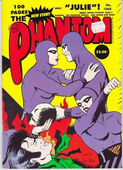 Frew - The Phantom Issue #1068
