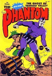 Frew - The Phantom Issue #1074