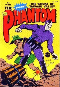 Frew - The Phantom Issue #1074