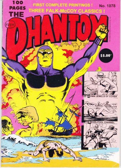 Frew - The Phantom Issue #1078