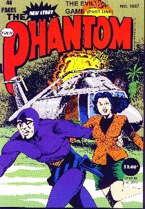 Frew - The Phantom Issue #1087