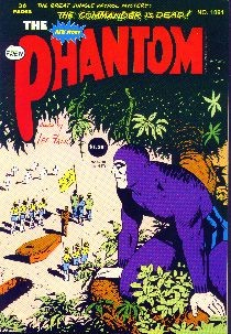 Frew - The Phantom Issue #1091