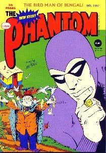 Frew - The Phantom Issue #1107