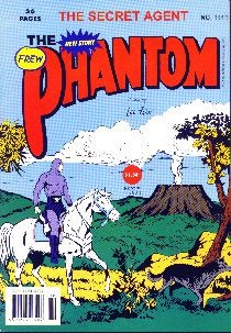 Frew - The Phantom Issue #1111