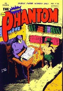 Frew - The Phantom Issue #1132