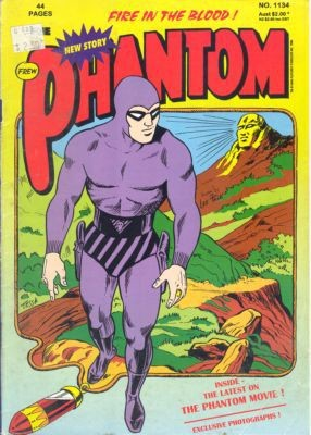 Frew - The Phantom Issue #1134