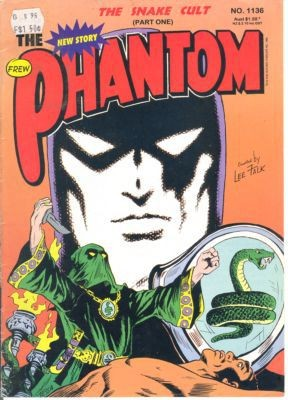 Frew - The Phantom Issue #1136