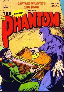 Frew - The Phantom Issue #1140