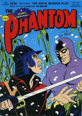 Frew - The Phantom Issue #1161