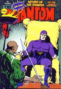 Frew - The Phantom Issue #1208