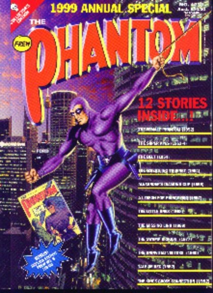 Frew - The Phantom Issue #1219