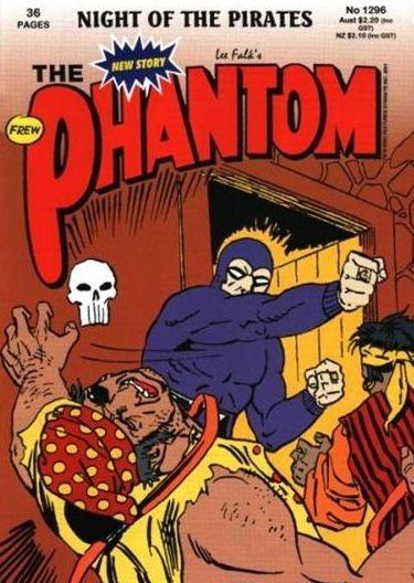 Frew - The Phantom Issue #1296