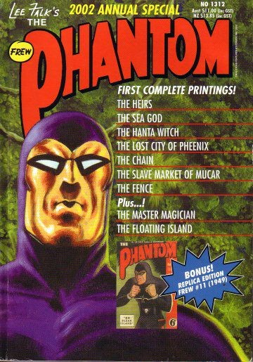 Frew - The Phantom Issue #1312