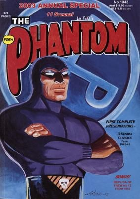 Frew - The Phantom Issue #1343