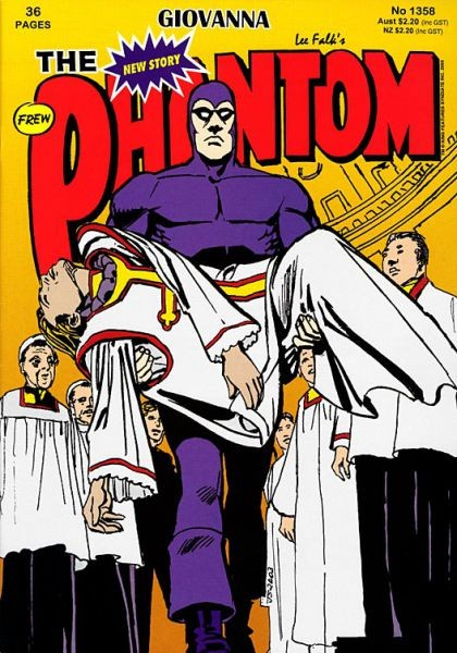 Frew - The Phantom Issue #1358