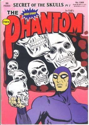 Frew - The Phantom Issue #1369