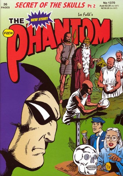 Frew - The Phantom Issue #1370