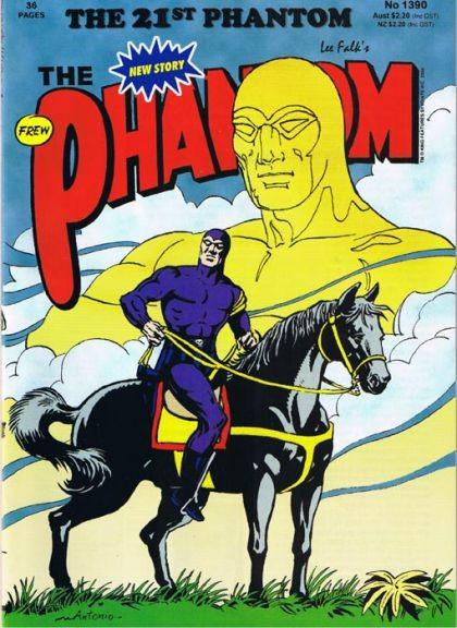 Frew - The Phantom Issue #1390