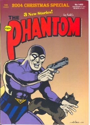 Frew - The Phantom Issue #1403