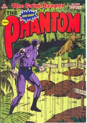 Frew - The Phantom Issue #1408