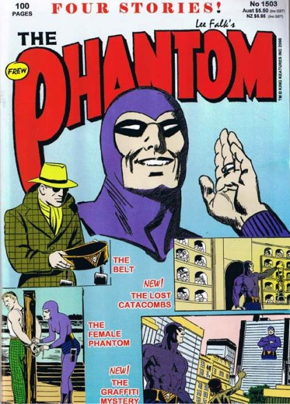 Frew - The Phantom Issue #1503