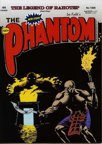 Frew - The Phantom Issue #1596