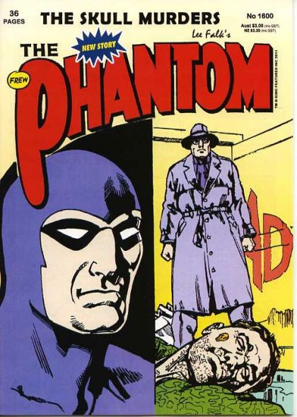 Frew - The Phantom Issue #1600