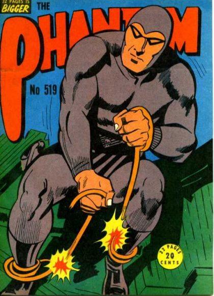 Frew - The Phantom Issue #519