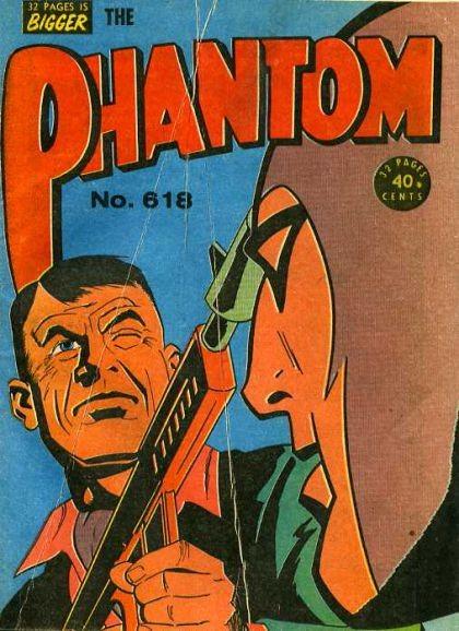 Frew - The Phantom Issue #618