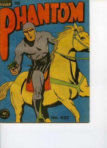 Frew - The Phantom Issue #622