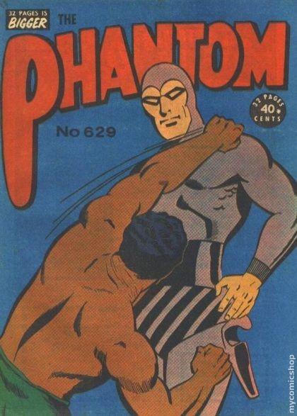 Frew - The Phantom Issue #629